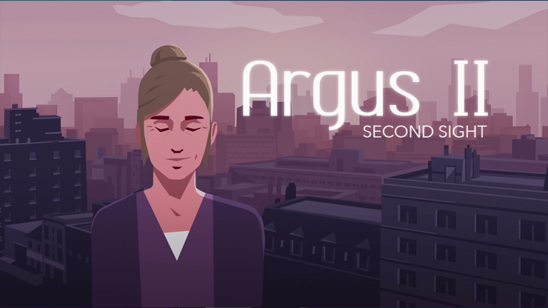 Serious game handicap, ARGUS II- second sight, réalisé par DOWiNo, informe sur les possibilités de prothèses rétiniennes