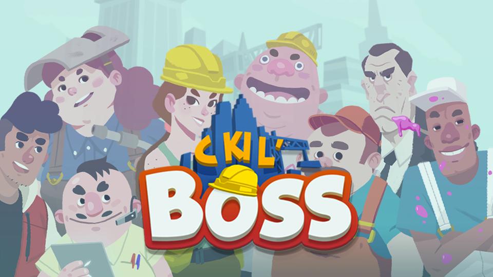 C Ki l'Boss ?!! un serious game de simulation entrepreneuriat BTP