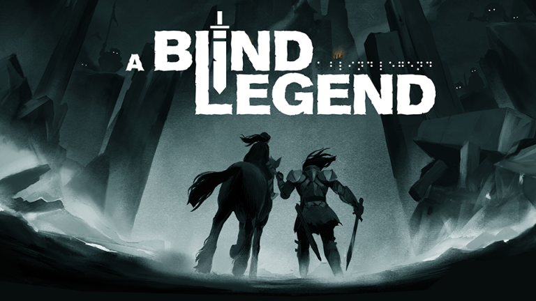 Projet de Serious Game handicap, A Blind Legend, réalisé par Dowino