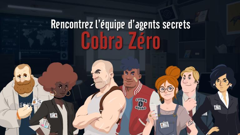 Serious game handicap auto-produit par DOWiNO, Cobra Zero traite de la RQTH et du handicap invisible