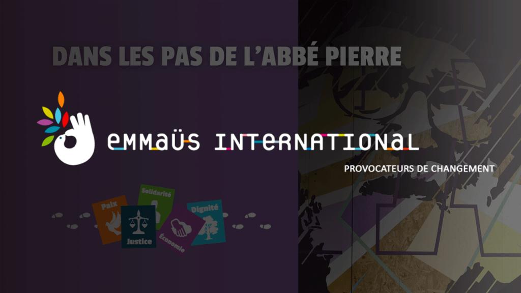 Projet de Gamification, Act Emmaus, réalisé par Dowino