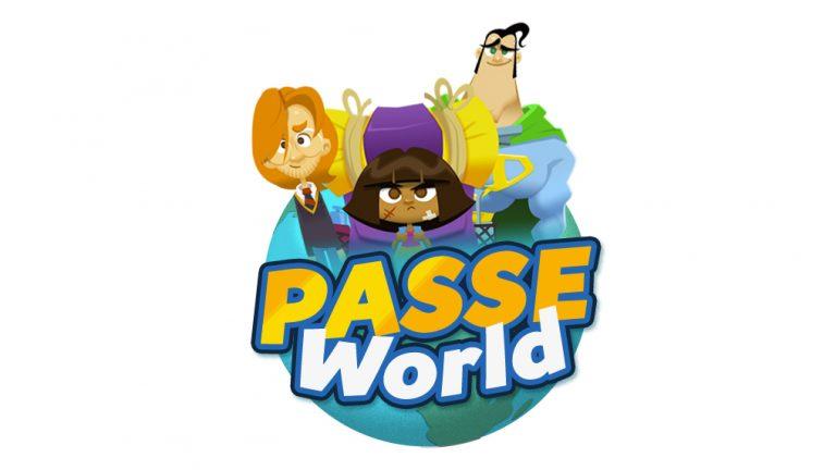 Projet de Serious Game, Passe World, réalisé par Dowino