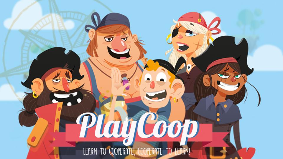 Projet de Serious Game, Play COOP, réalisé par Dowino