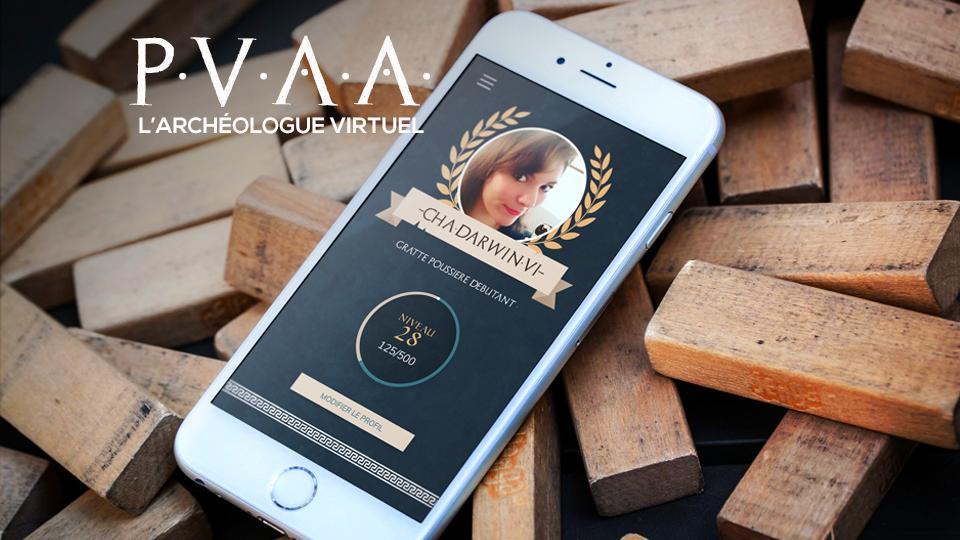 Projet de Gamification, PVAA, réalisé par Dowino