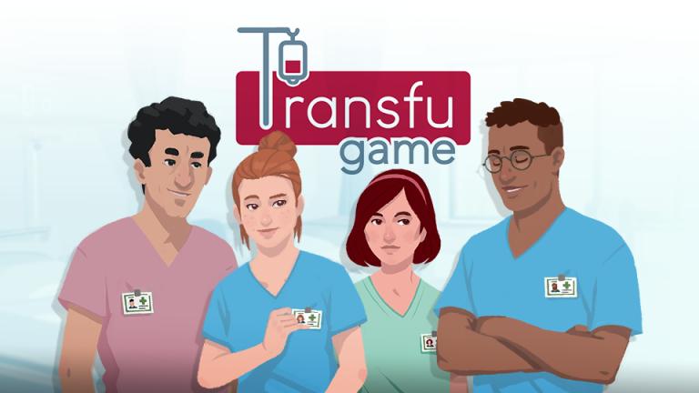 Projet de Serious Game, Transfugame, réalisé par Dowino