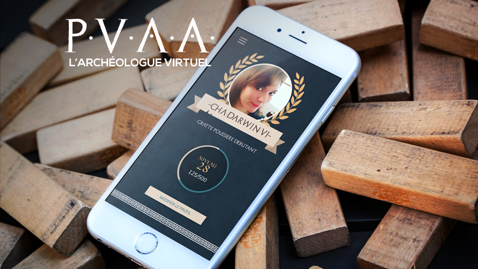Gamification Project, Auxivision, directed by Dowino