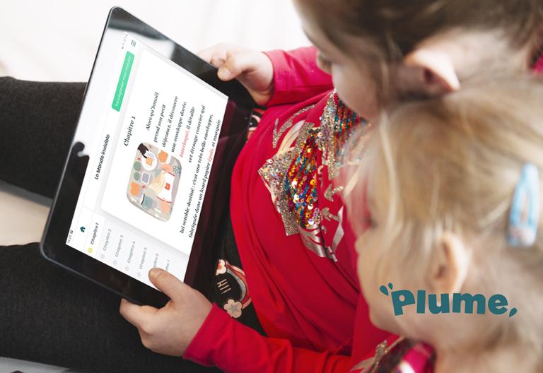 Conseil en gamification pour l'application PLUME pour développer le plaisir d'écrire des enfants