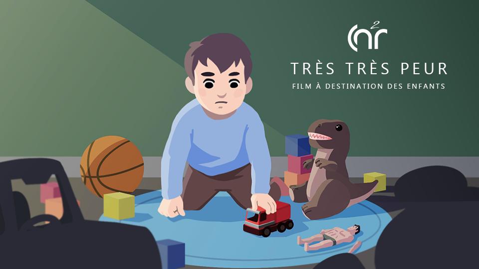 Les TSPT peuvent tous nous toucher. Cette serie de films pédagogiques par Dowino traite des TSPT et des parcours de soins