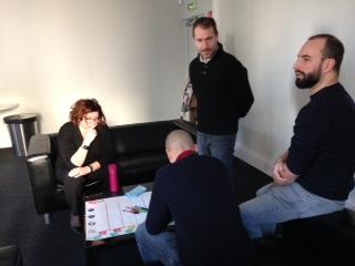 Discussion autour de la démarche RSE en entreprise