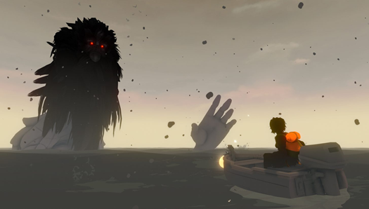 Sea of Solitude : jeu vidéo d'aventures